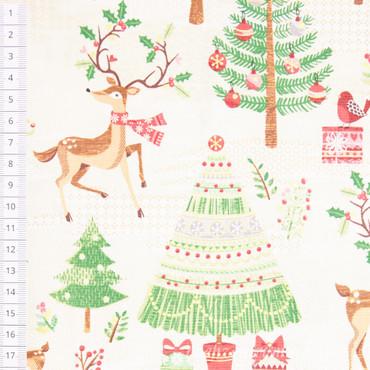 Makower Traditional Christmas Scenic – Bild 1