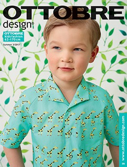 Ottobre Kids Fashion Sommer 3/2017 – Bild 1