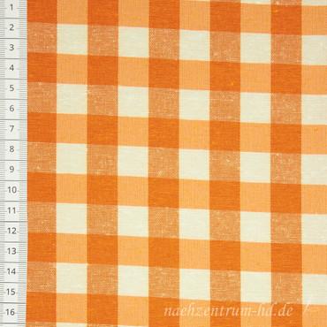 Zefirkaro 1,5 cm orange beschichtet – Bild 1