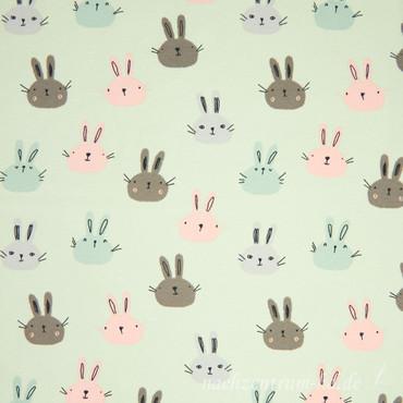 Bunnies Hasen Jersey mint – Bild 2