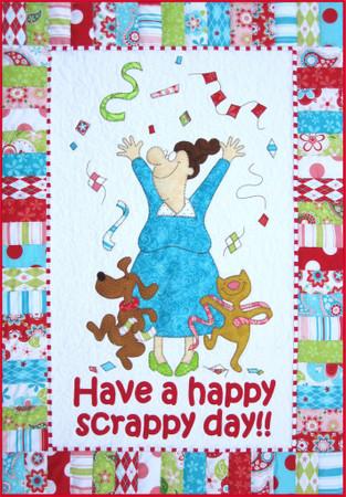 Have a happy scrappy day – Bild 1