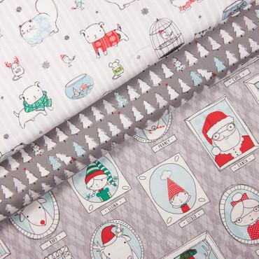 Mingle & Jingle Haustiere grau – Bild 3