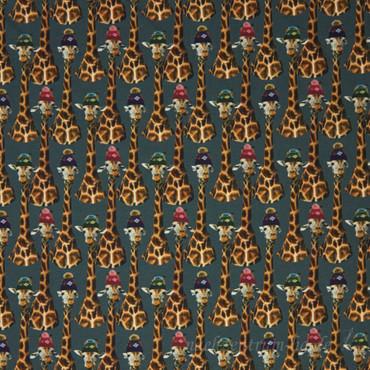 Stenzo Giraffen Allover Jersey grau  – Bild 2