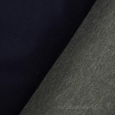 Hilco Stretch Romanit Siena dunkelblau – Bild 2