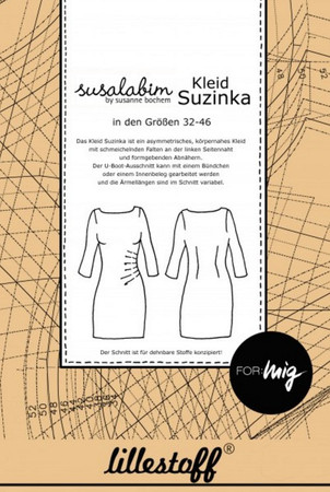 Jerseykleid SUZINKA (Gr. 32-46) – Bild 1