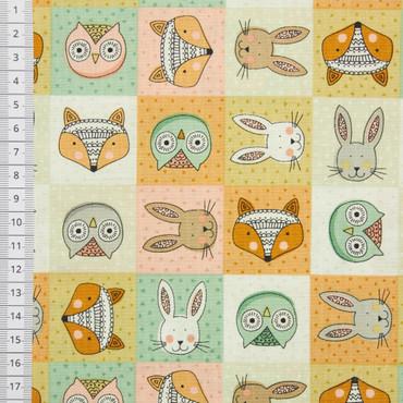 Makower Doodle Days Heads – Bild 1