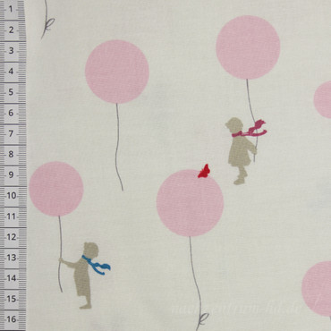 Little Friends Luftballons rosa – Bild 1