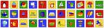 STOF Colour Fun Memory Panel