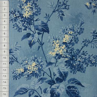 Makower Blue Sky Lilacs blau – Bild 1