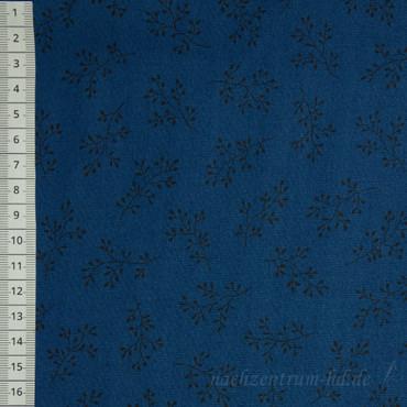 Makower Blue Sky Windswept dunkelblau – Bild 1