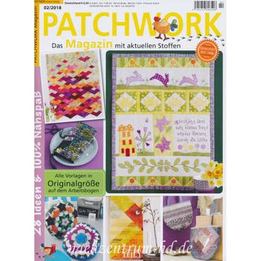 Patchwork Magazin SPEZIAL 02/2018 – Bild 1