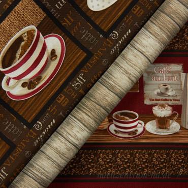 Common Grounds Kaffeeset Bordüre – Bild 2