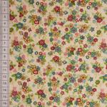 Makower Multi Floral creme