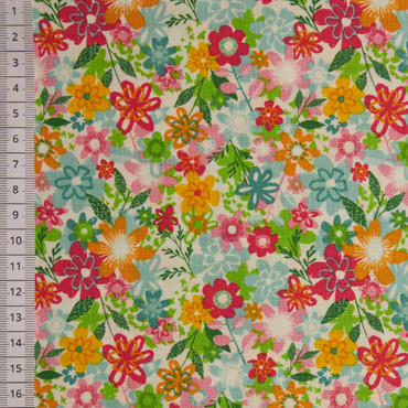Makower Floral bunt – Bild 1