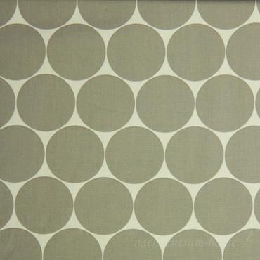 Fresh Dots Big Baumwolle grau – Bild 2