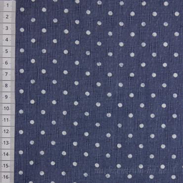 Whiteprint Punkte Jeans – Bild 1