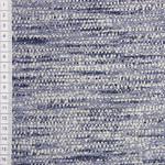 Hilco Bouclé blau-weiß-gold 001
