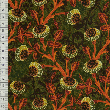 Pastiche Bachelor Buttons orange – Bild 2