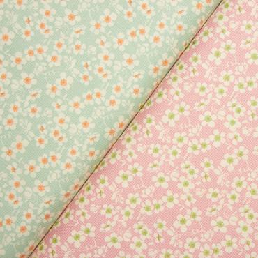 Tilda Harvest Cherry Blossom mint – Bild 2