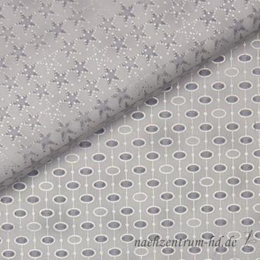 Amazing Stars Graphic Starrow grau silber – Bild 3