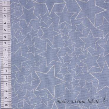 Snow House Stars blaugrau – Bild 2