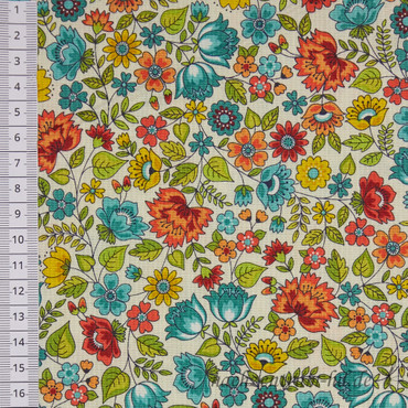Makower Bloom Chintz bunt – Bild 2