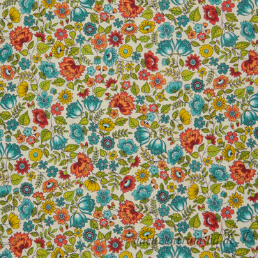 Makower Bloom Chintz bunt – Bild 1