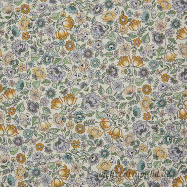 Makower Bloom Chintz beige-grau – Bild 1