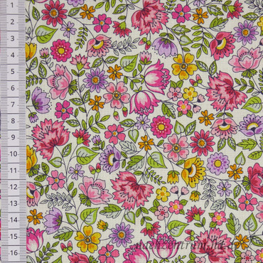 Makower Bloom Chintz pink – Bild 2