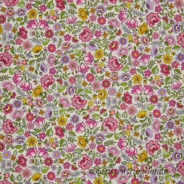 Makower Bloom Chintz pink – Bild 1