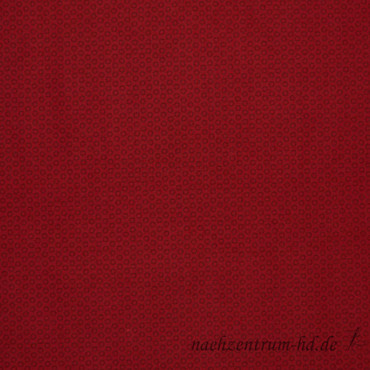 Essentials Red Tiny Rings rot – Bild 1