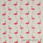 Flamingo weiß  001
