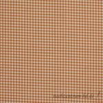 Makower Vichykaro karamell