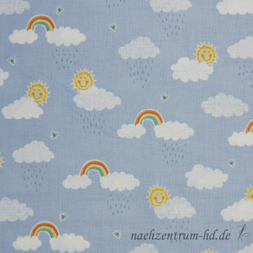 Counting Sheep Rain-Bow rauchblau
