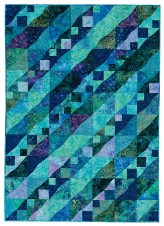 Color Shuffle - new quilts from Karla Alexander – Bild 4