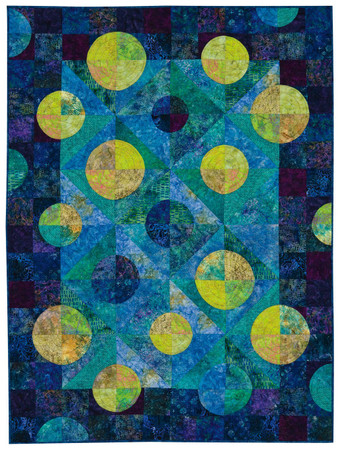 Color Shuffle - new quilts from Karla Alexander – Bild 2