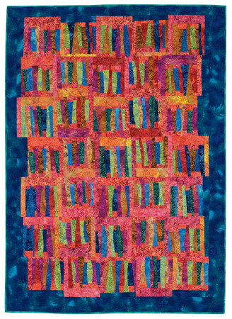 Color Shuffle - new quilts from Karla Alexander – Bild 6