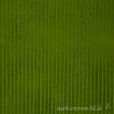 Hilco Trend Cord moosgrün – Bild 1