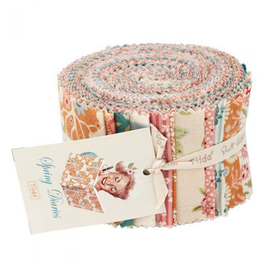 Tilda Quilt Collection - Spring Diaries
