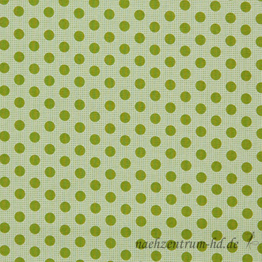 Tilda Quilt Collection - Medium Dots - Green – Bild 1
