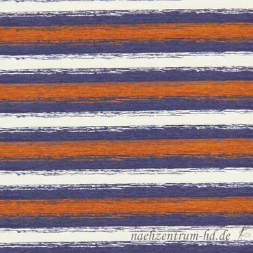 Sweat - Chalky stripes denim - Streifen – Bild 1