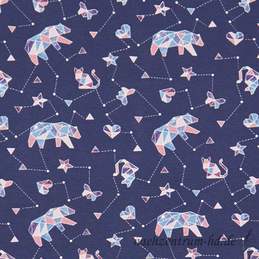 """Hilco Baumwolljersey """"Constellation"""" – Bild 1"""