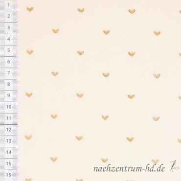"Hilco Nicki ""Love"" - goldene Herzen auf rosa – Bild 2"