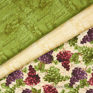 Blank Quilting's Vineyard Valley - beige – Bild 3