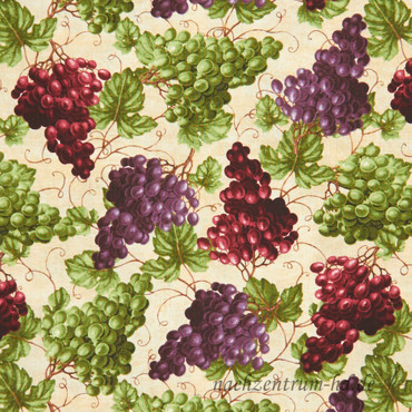 Blank Quilting's Vineyard Valley - Trauben – Bild 1