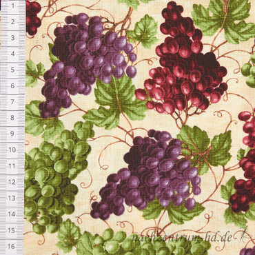 Blank Quilting's Vineyard Valley - Trauben – Bild 2