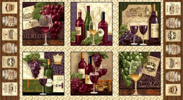 Blank Quilting's Vineyard Valley - Rapport