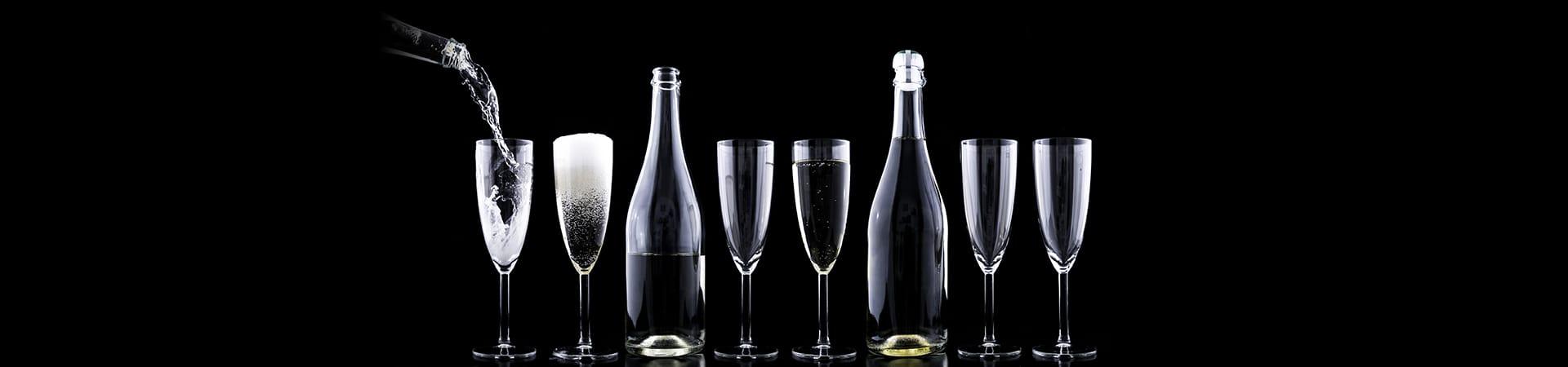 Sekt, Secco & Champagner