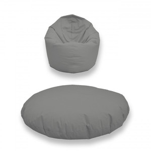 Berlinpillow Sitzsack 2in1 Pear Bag 200 Liter – Bild 9
