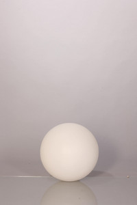 Deko Leuchtball 'Ball Light 50', Größe 50cm Durchmesser, Outdoor geeignet, Ice Natur – Bild 7